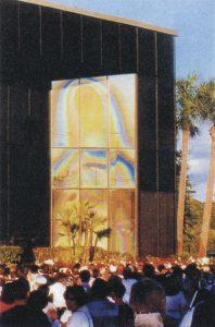 フロリダのマリア像