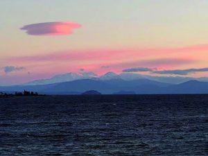UFO型雲